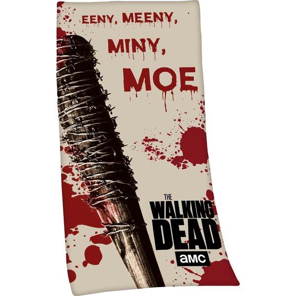 The Walking Dead Eeny Meeny Miny Moe Badetuch multicolor