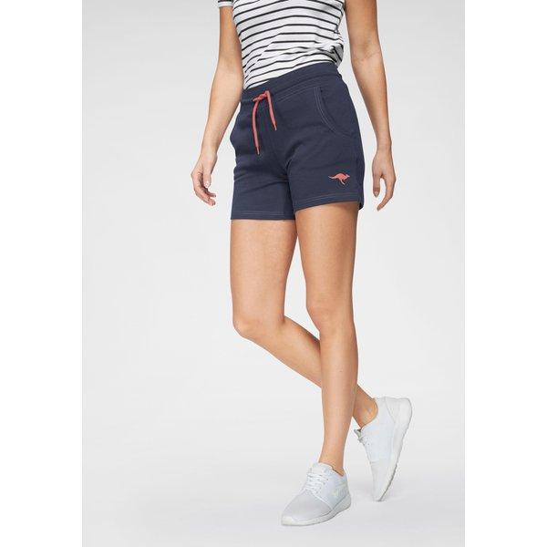 KangaROOS Shorts marine / lachs