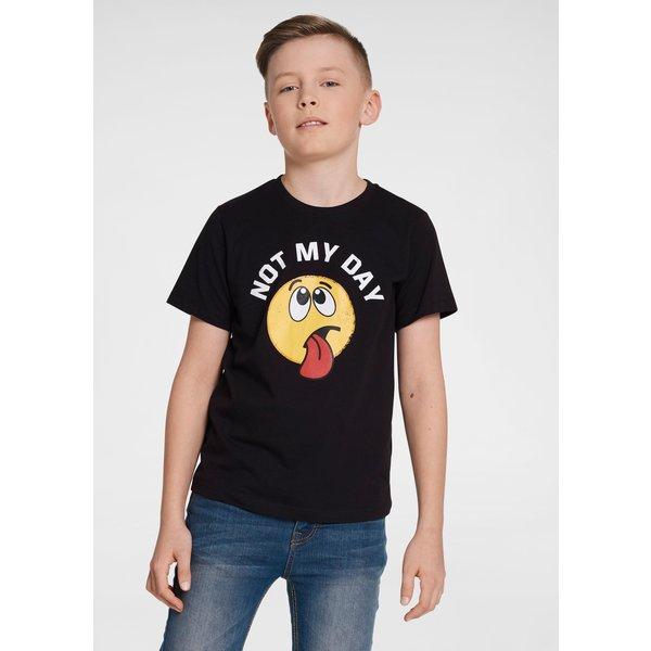 Arizona T-Shirt »Not my day« Druck