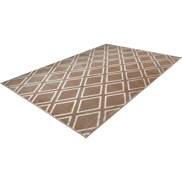 Teppich Monroe 300 Arte Espina rechteckig Höhe 7 mm handgetuftet