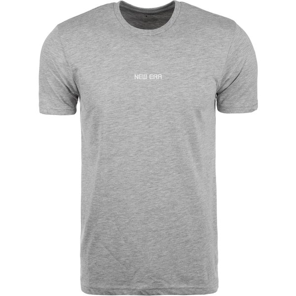New Era Essential T-Shirt Herren grau Herren Gr. 62