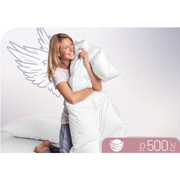 Schlafstil Daunen Cassettendecke D500 normal 100% Daunen