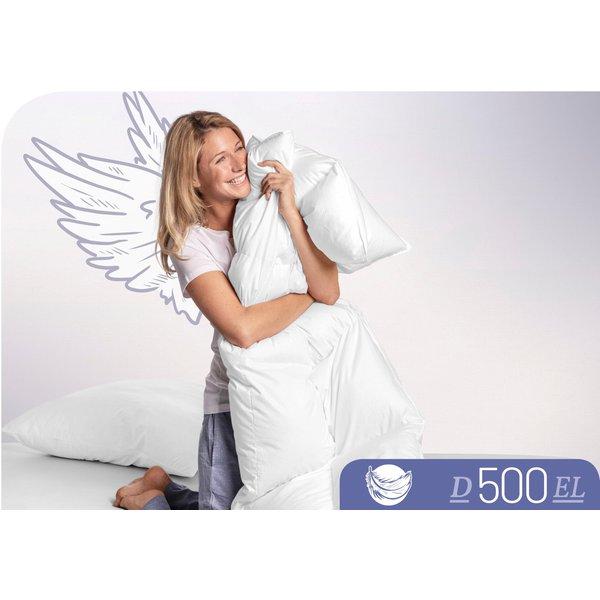 Schlafstil Daunen Einziehdecke D500 extraleicht 100% Daunen