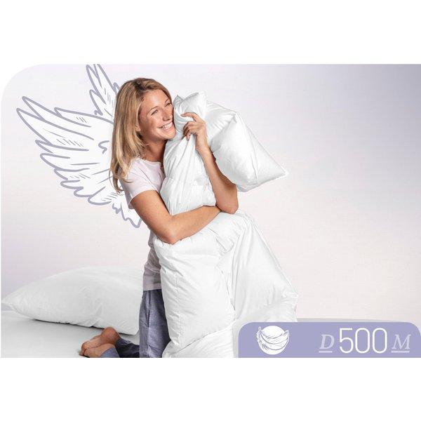 Schlafstil Daunen Cassettendecke D500 medium 100% Daunen