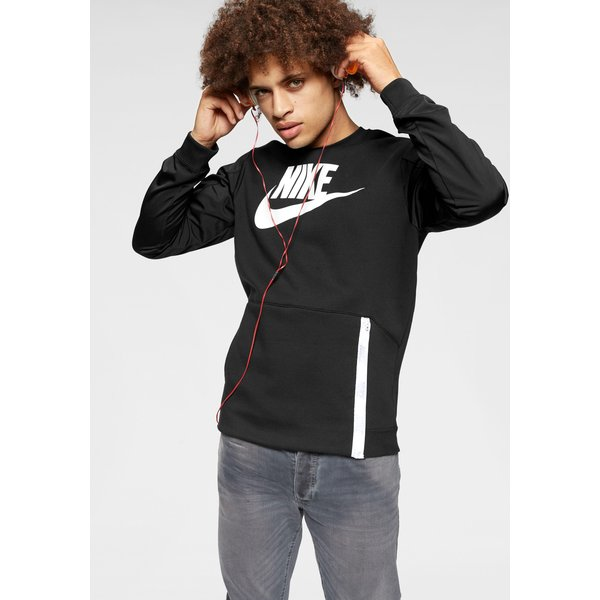 Nike Sportswear Men's Crew - Black (BV4929-010)
