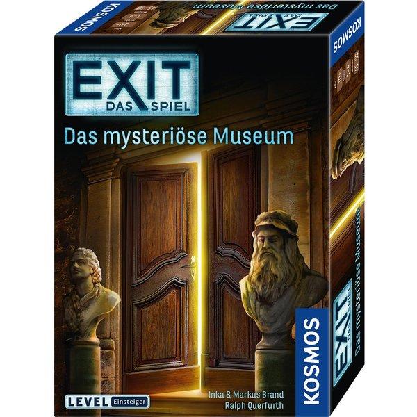 Sortie KOSMOS - Le musée mystérieux