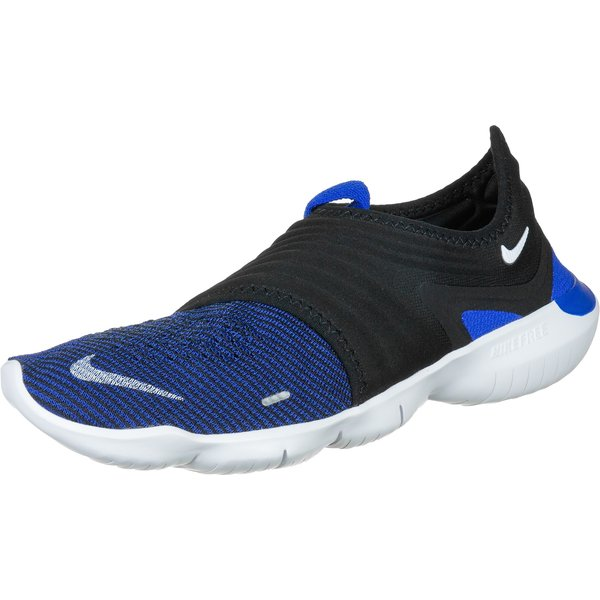 Chaussure de running Nike Free RN Flyknit 3.0 pour Homme - Bleu