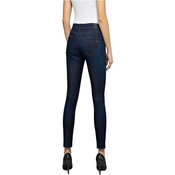 Replay Skinny-fit-Jeans NEW LUZ HYPERFLEX CLOUDS