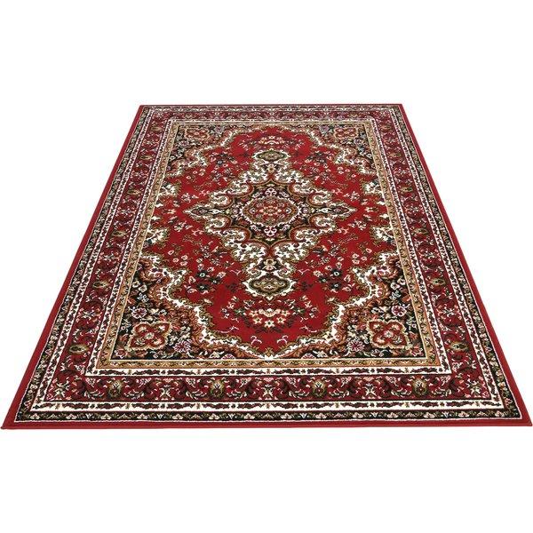 Teppich Ali DELAVITA rechteckig Höhe 7 mm maschinell gewebt