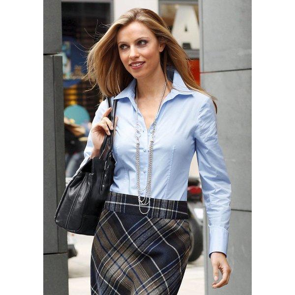 Aniston SELECTED Blusenbody mit tiefem Ausschnitt