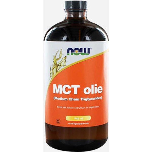 Now Foods MCT-Öl (Medium Chain Triglycerides)