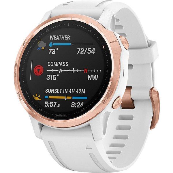 Garmin Watch Fenix 6S Pro Rose Gold
