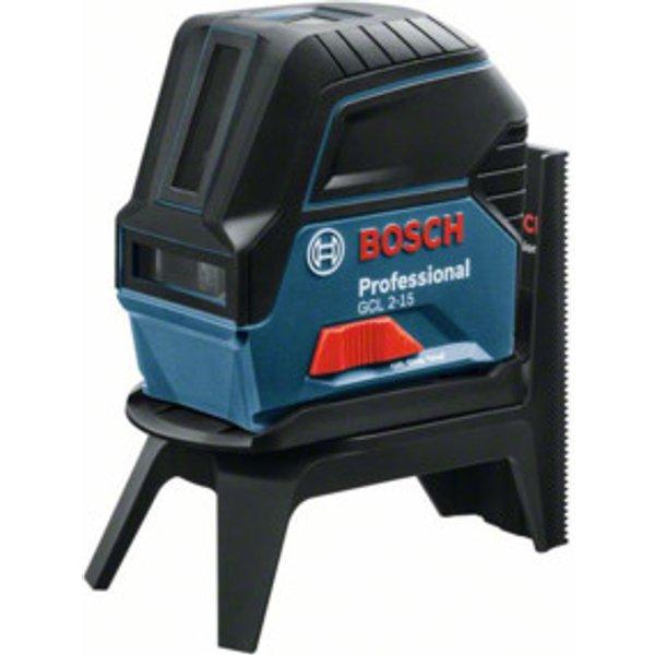 Bosch Kombilaser GCL 2-15 mit Baustativ BT 150