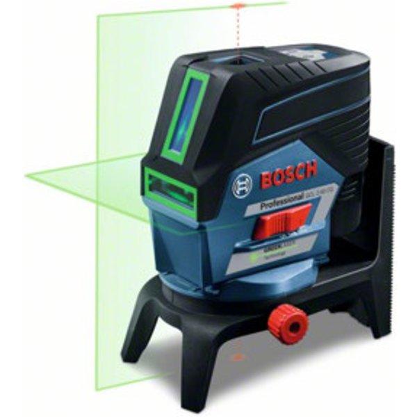 Bosch Kombilaser GCL 2-50 CG mit 1 x 2,0 Li-Ion Akku RM 2 L-BOXX