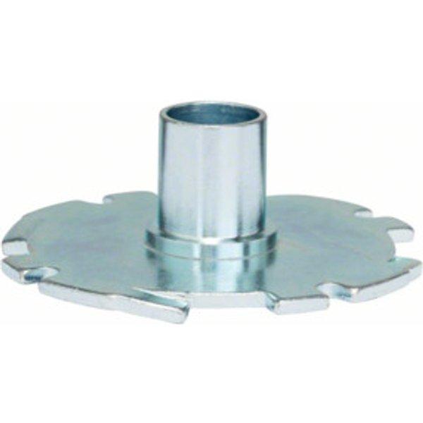 Bosch Kopierhülse für Bosch-Oberfräsen mit Schnellverschluss