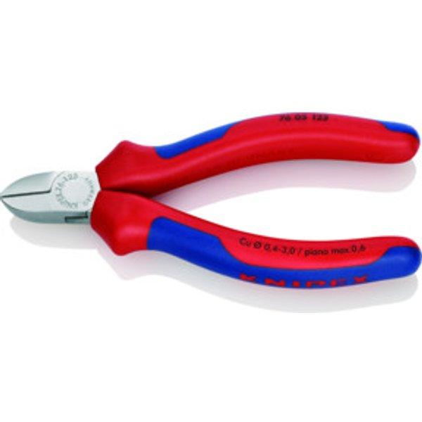 Knipex Pinces coupantes de coté 7605125 7605-125MM