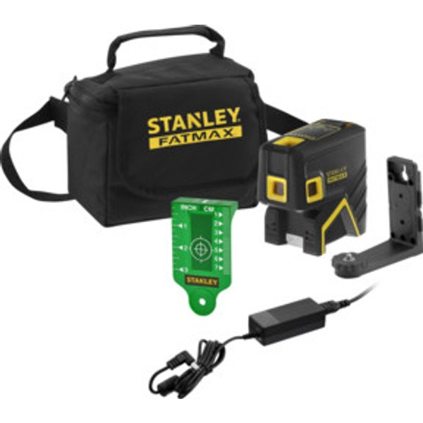 Stanley 5-Punktlaser FatMax Li-Ion grün