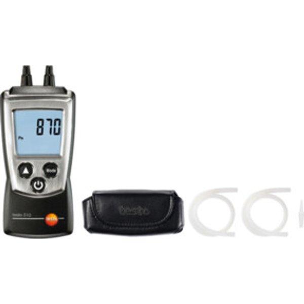 Testo 510 Differenzdruckmessgerät Set
