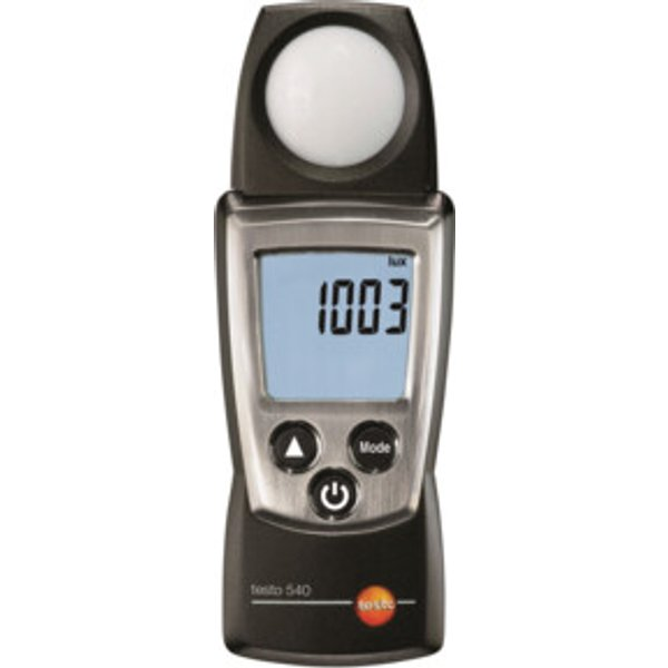 Testo Beleuchtungsstärke-Messgerät 540