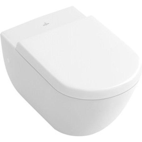 Villeroy Und Boch Ag - Toilettes lavables Villeroy und Boch Métro 660010 375x565mm, blanc, Coloris: Blanc - 66001001