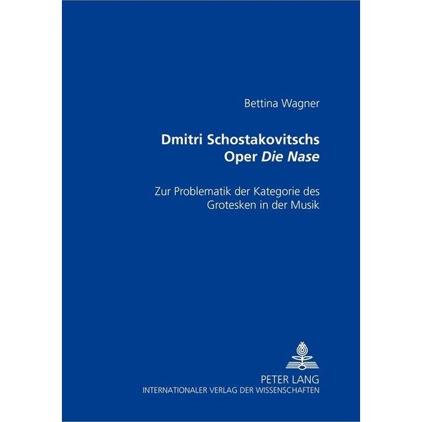 """Dmitri Schostakowitschs Oper """"Die Nase"""""""