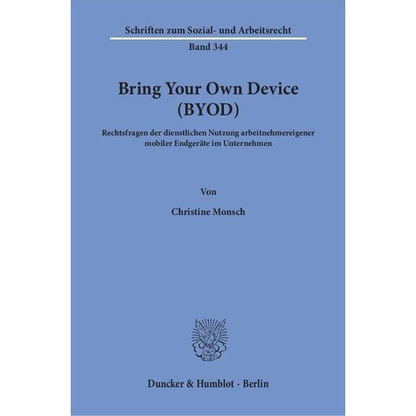 Bring Your Own Device (BYOD).