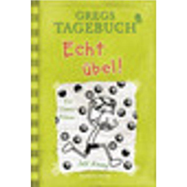 Gregs Tagebuch BOOK