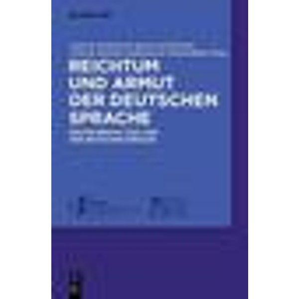 Reichtum und Armut der deutschen Sprache