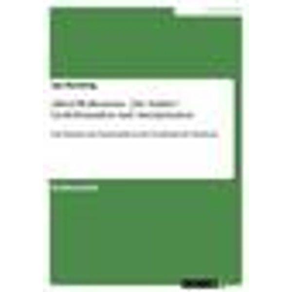 Alfred Wolfenstein: Die Städter. Gedichtsanalyse und -interpretation