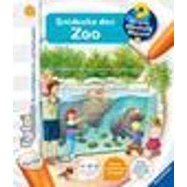Ravensburger tiptoi® Entdecke den Zoo tiptoi® 32920