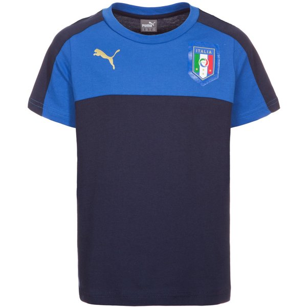 PUMA FIGC Italien Tribute 2006 T-Shirt Kinder