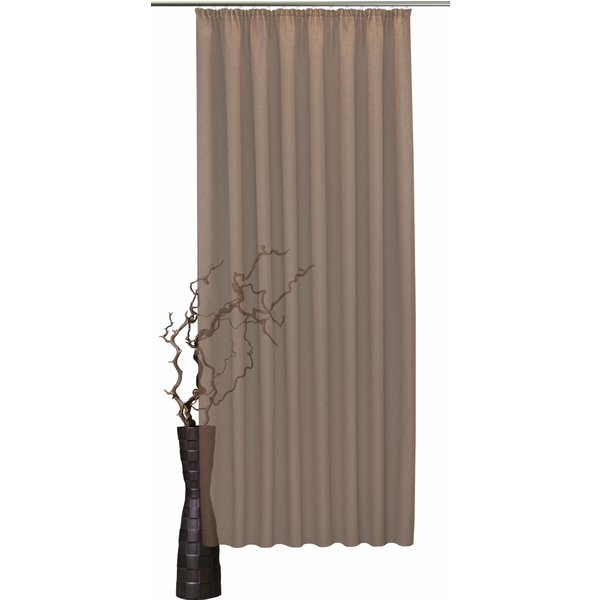 Vorhang »Lana«, VHG, Kräuselband (1 Stück)