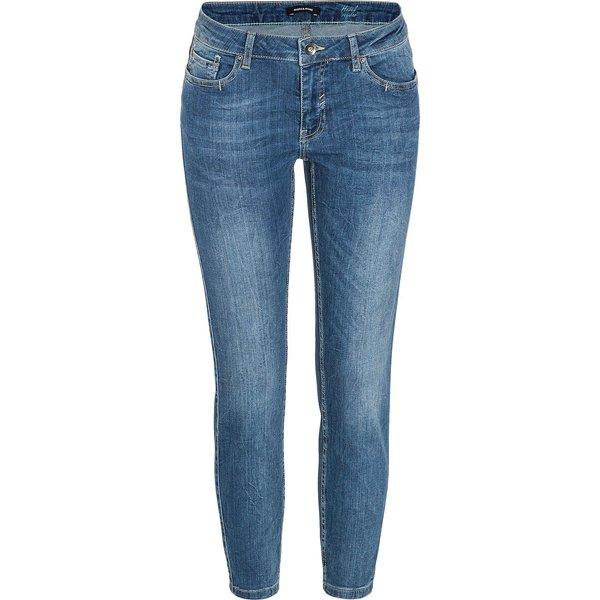 MORE&MORE verkürzte Jeans, Hazel