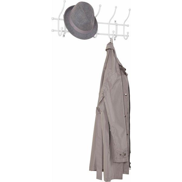 Home affaire Garderobe mit 10 Haken- weiss 62 cm