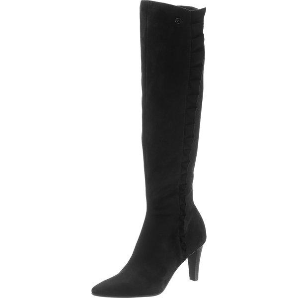 Tamaris Stiefel mit eleganter Rüschenverzierung