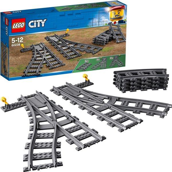 60238 City Weichen, Konstruktionsspielzeug