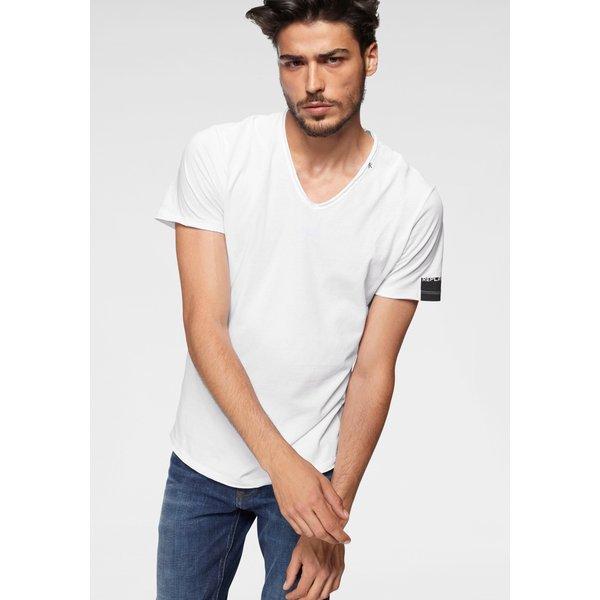 REPLAY shirt T-Shirts weiß Herren Gr. 56