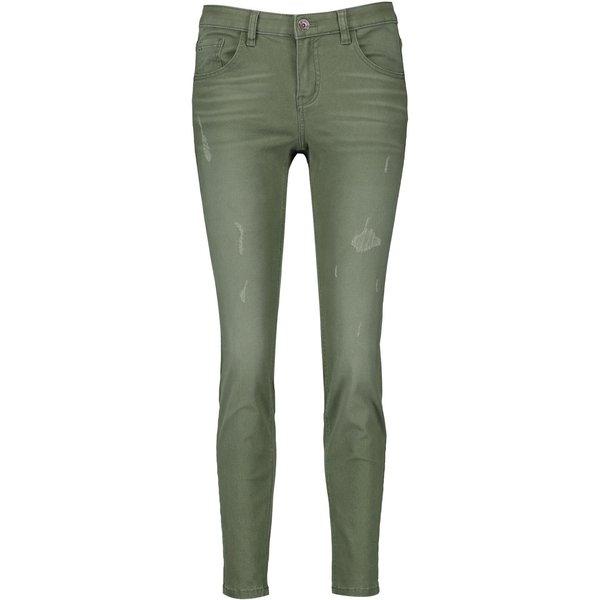 Taifun Hose Jeans lang »Skinny Jeans mit Destroyed-Effekten Skinny TS«