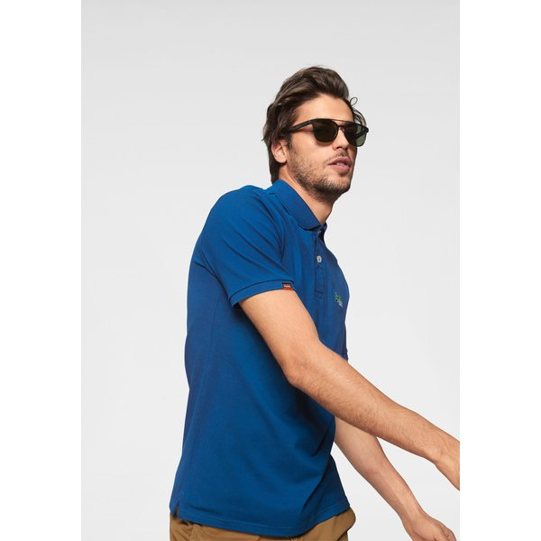 Superdry Poloshirt »MERCERISED LITE CITY POLO«