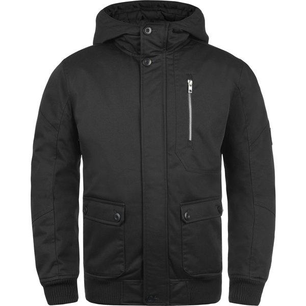 Solid Kurzjacke »Wallace« warme Jacke mit Stehkragen