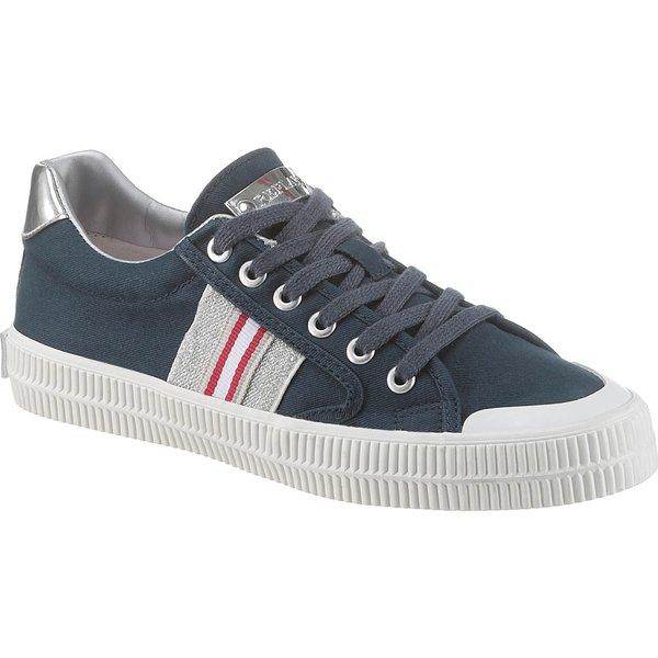REPLAY EXTRA Sneakers Low dunkelblau Damen Gr. 36