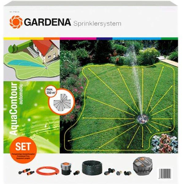GARDENA AquaContour automatic - Komplett-Set (2708-20)