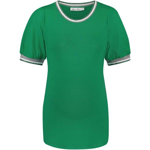 Umstandsshirt grün Gr. 36 Damen Kinder