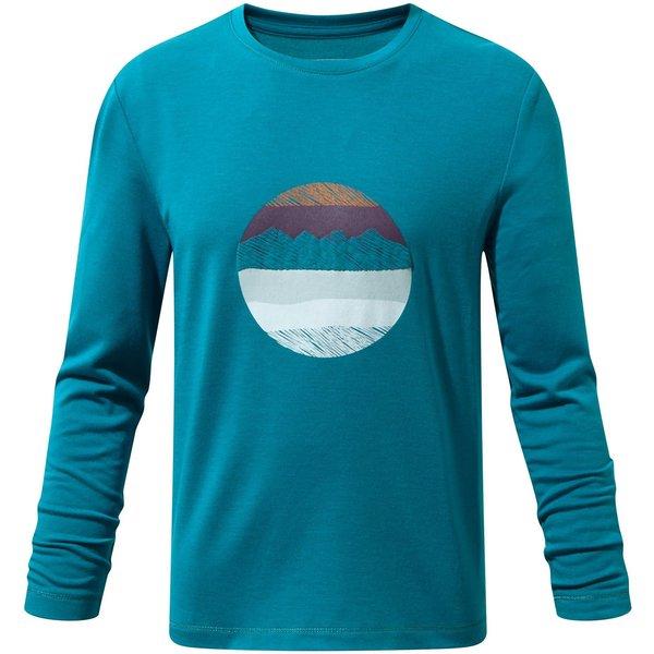 Craghoppers Longsleeve »'Erna' Kinder Langarm T-Shirt«
