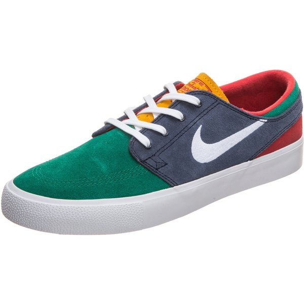 Nike SB Zoom Stefan Janoski RM Skate Shoe - Green