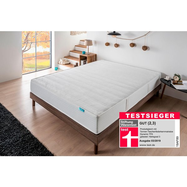 Hn8 Schlafsysteme Deluxe T-1600 140x200cm