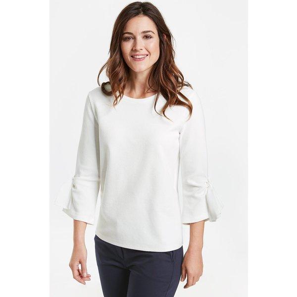 GERRY WEBER T-Shirt 3/4 Arm »3/4 Arm Shirt mit Schleifen«