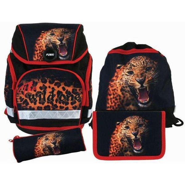 Schulthek, Funki, »Joy-Bag The wild one«