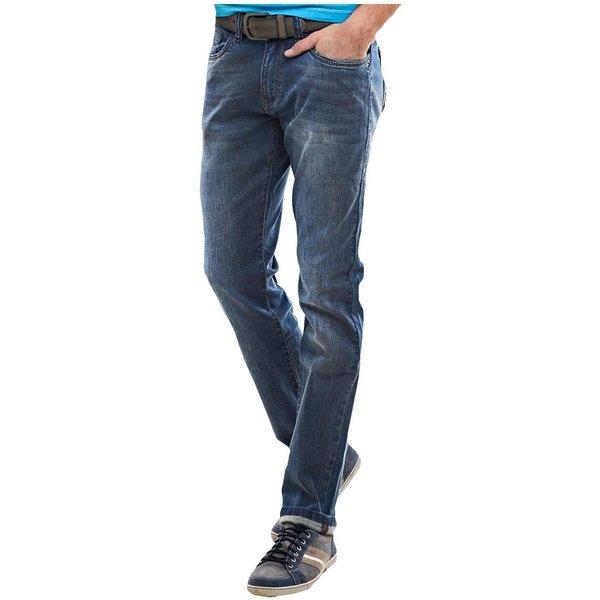 Engbers Jeans mit modischer Waschung