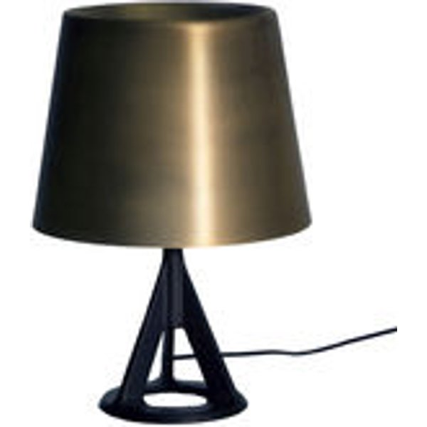 Base Table lamp by Tom Dixon Black